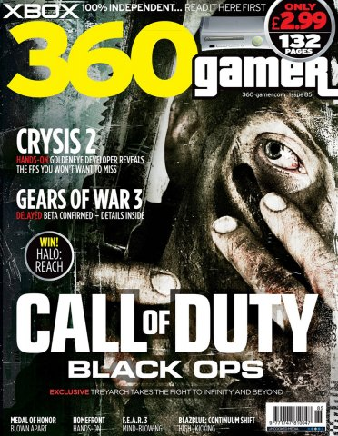 360 Gamer Issue 085
