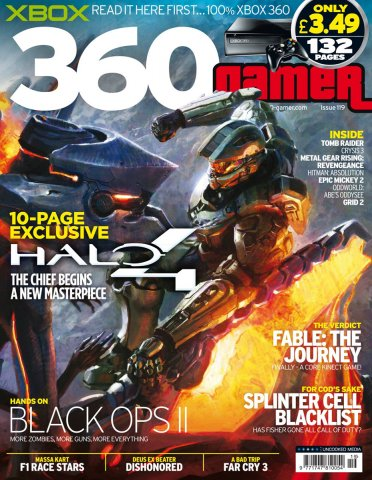 360 Gamer Issue 119