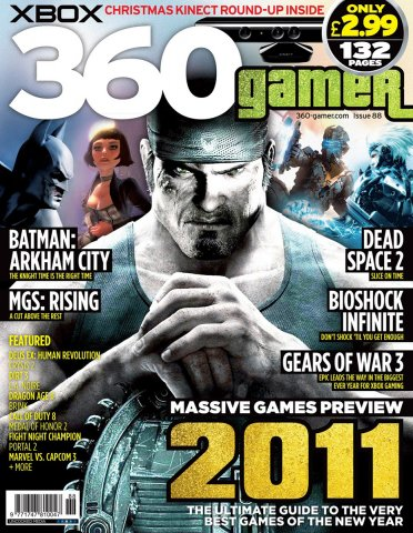 360 Gamer Issue 088