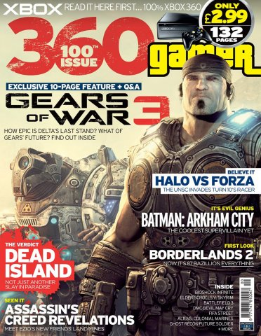 360 Gamer Issue 100