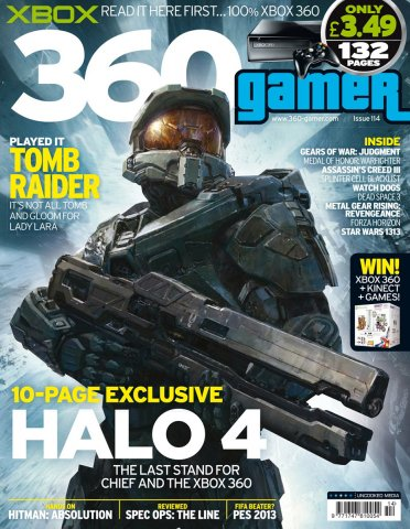 360 Gamer Issue 114