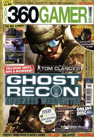 360 Gamer Issue 003
