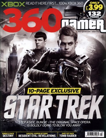 360 Gamer Issue 125