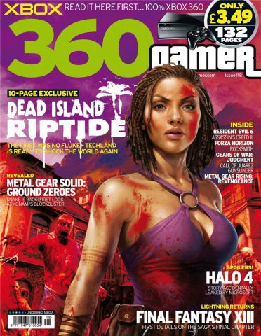 360 Gamer Issue 118