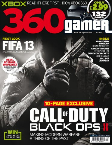 360 Gamer Issue 112