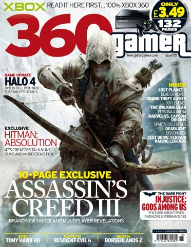 360 Gamer Issue 115