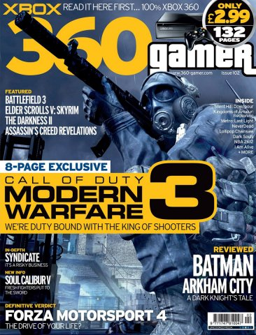 360 Gamer Issue 102