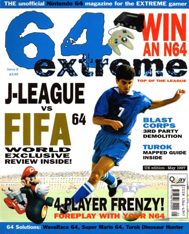 64 Extreme Issue 02 (May 1997)