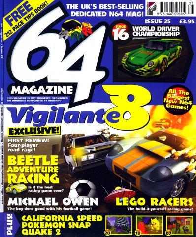 64 Magazine Issue 25 (June 1999)
