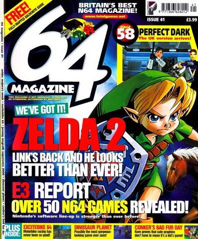 64 Magazine Issue 41 (October 2000)