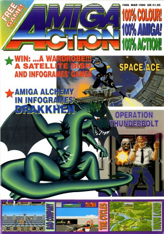 Amiga Action 006 (March 1990)