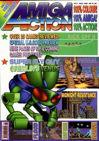Amiga Action 011 (August 1990)