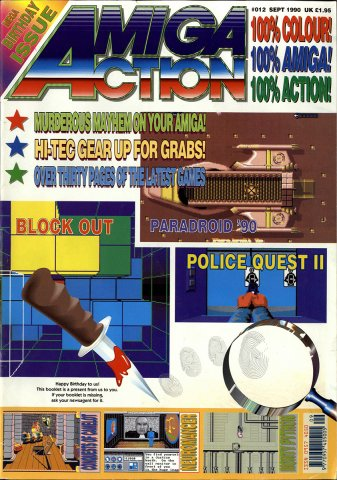 Amiga Action 012 (September 1990)