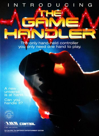 Game Handler, The (1990)
