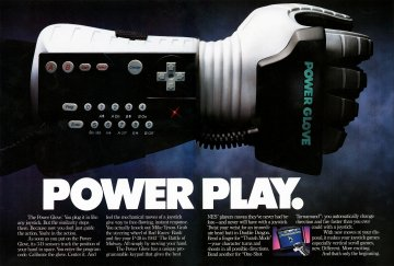 Power Glove (2) (1990)