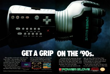 Power Glove (1990)