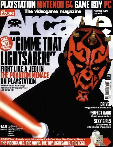 Arcade Issue 09 (August 1999)