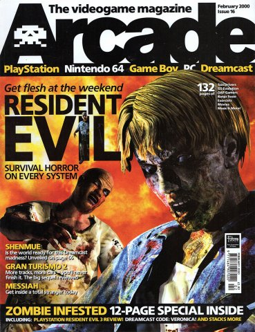Arcade Issue 16 (February 2000)