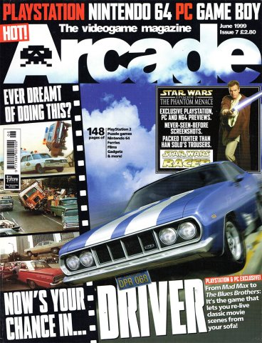 Arcade Issue 07 (June 1999)