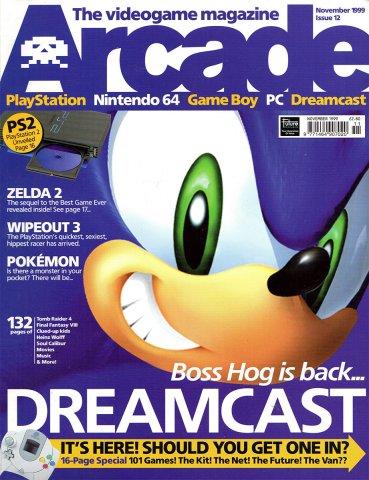 Arcade Issue 12 (November 1999)