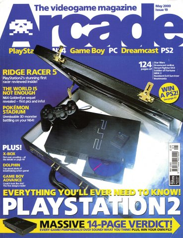 Arcade Issue 19 (May 2000)