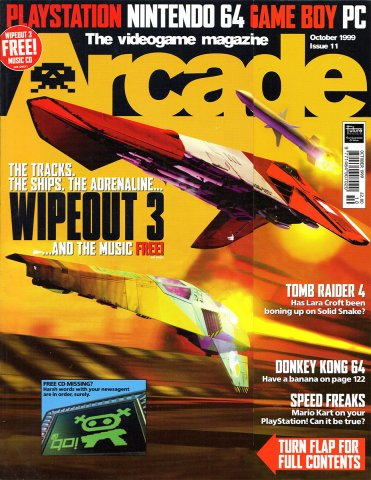Arcade Issue 11 (October 1999)