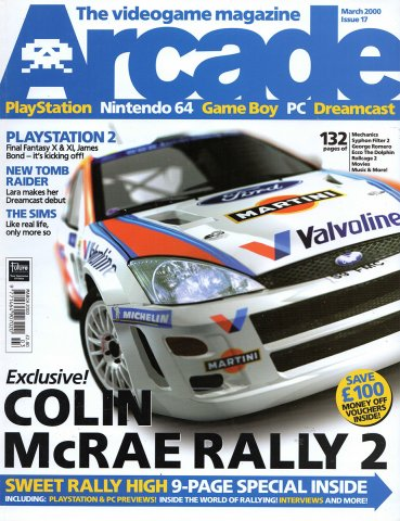 Arcade Issue 17 (March 2000)