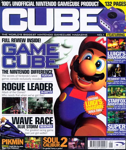 Cube Issue 01 (January 2002)