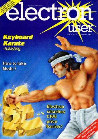 Electron User Issue 026 November 1985