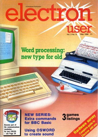 Electron User Issue 032 May 1986