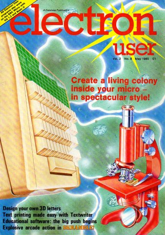 Electron User Issue 020 May 1985