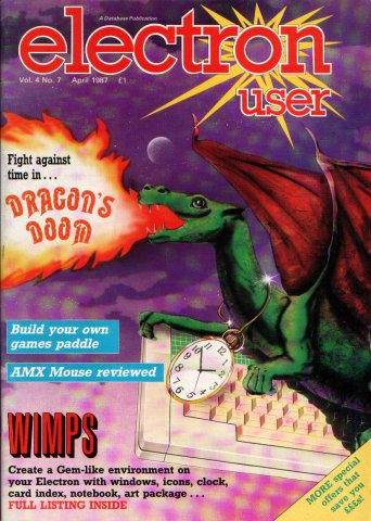 Electron User Issue 043 April 1987