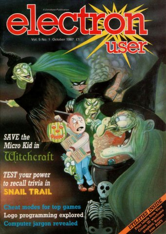 Electron User Issue 049 October 1987