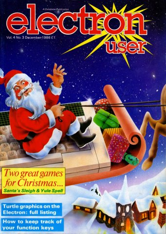 Electron User Issue 039 December 1986
