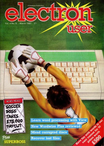 Electron User Issue 042 March 1987