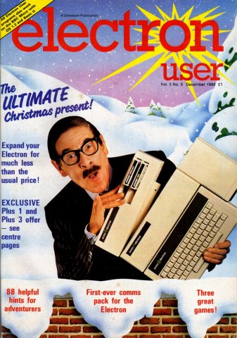 Electron User Issue 027 December 1985