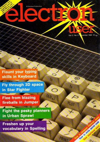 Electron User Issue 014 November 1984