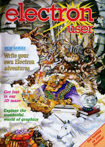 Electron User Issue 046 July 1987