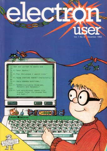 Electron User Issue 003 December 1983