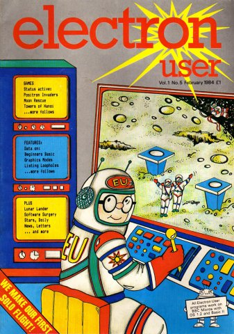 Electron User Issue 005 February 1984