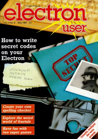 Electron User Issue 044 May 1987
