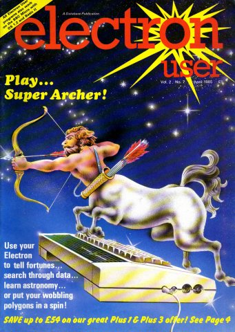 Electron User Issue 019 April 1985