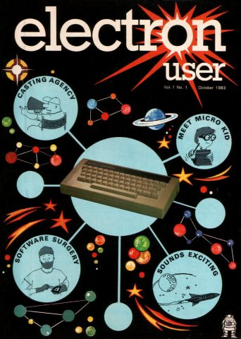 Electron User Issue 001 October 1983