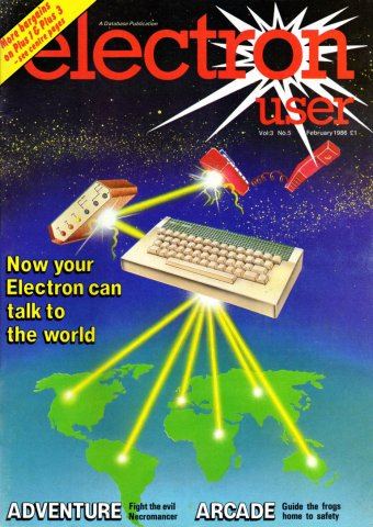 Electron User Issue 029 February 1986