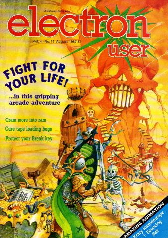 Electron User Issue 047 August 1987