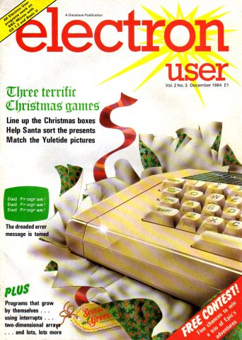 Electron User Issue 015 December 1984