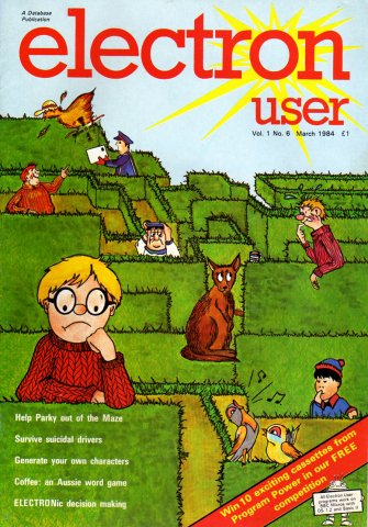 Electron User Issue 006 March 1984