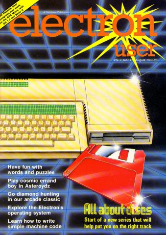 Electron User Issue 023 August 1985