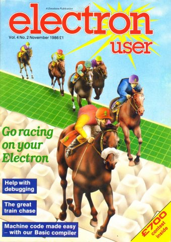 Electron User Issue 038 November 1986