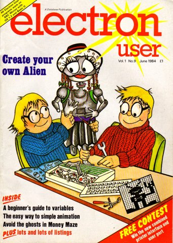 Electron User Issue 009 June 1984